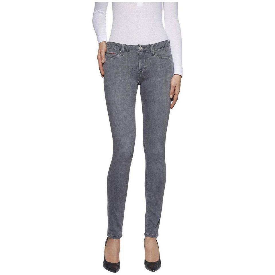 Hilfiger Denim Jeans »Mid rise skinny Nora GREST« in GREY STRETCH