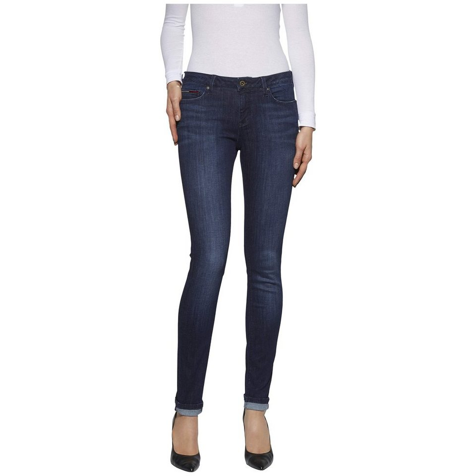 Hilfiger Denim Jeans »Mid Rise Skinny Nora DAST« in DARK STRETCH
