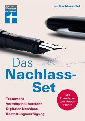Broschiertes Buch »Das Nachlass-Set«
