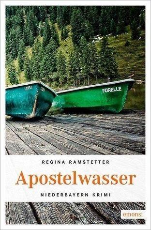 Broschiertes Buch »Apostelwasser«