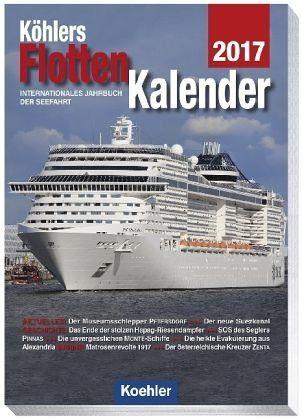 Broschiertes Buch »Köhlers FlottenKalender 2017«