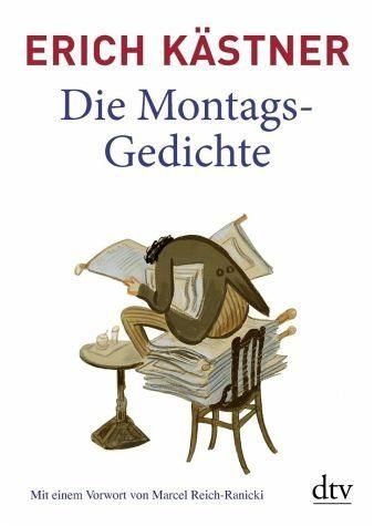 Broschiertes Buch »Die Montags-Gedichte«