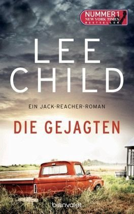 Gebundenes Buch »Die Gejagten / Jack Reacher Bd.17«