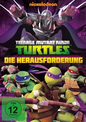 DVD »Teenage Mutant Ninja Turtles - Die...«