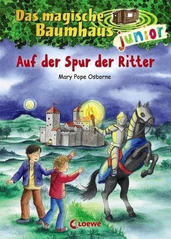 Gebundenes Buch »Auf der Spur der Ritter / Das magische...«