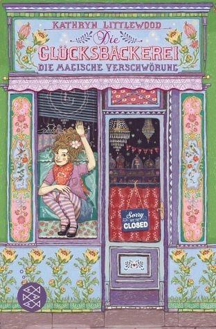 Broschiertes Buch »Die magische Verschwörung / Die Glücksbäckerei...«