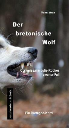 Broschiertes Buch »Der bretonische Wolf«