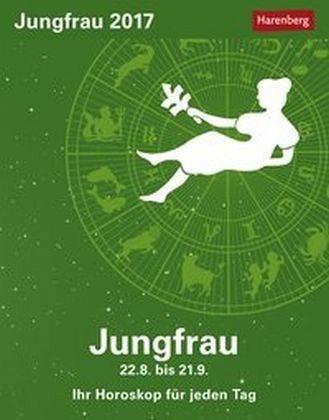Kalender »Sternzeichenkalender Jungfrau 2017«