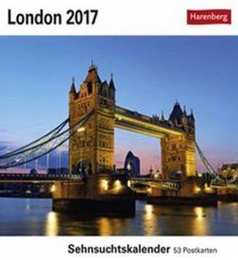 Kalender »London 2017«