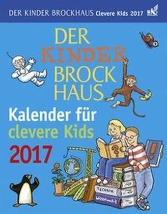 Kalender »Der Kinder Brockhaus Kalender für clevere Kids...«
