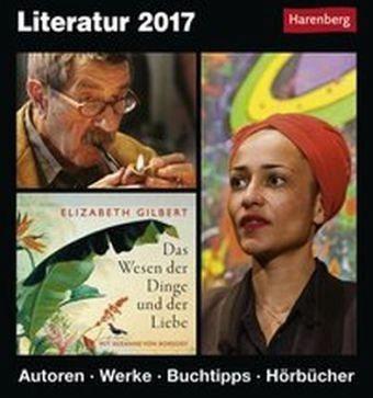 Kalender »Literatur Kulturkalender 2017«