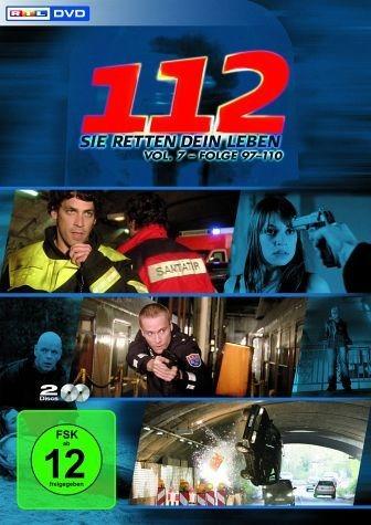 DVD »112 - Sie retten dein Leben, Vol. 7, Folge...«