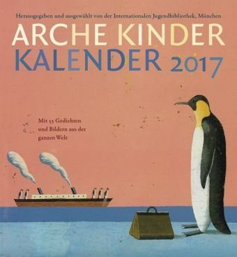 Kalender »Arche Kinder Kalender 2017«