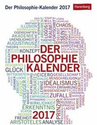 Kalender »Der Philosophie-Kalender 2017«