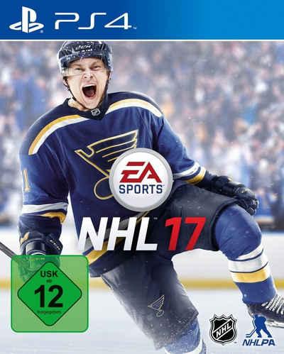 Electronic Arts Playstation 4 - Spiel »NHL 17«
