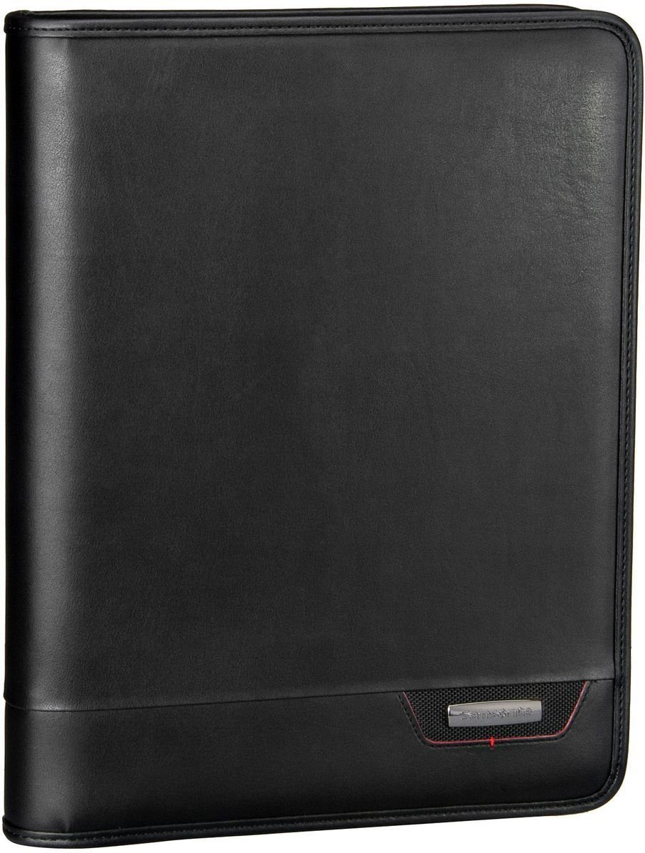 Samsonite Stationery Pro-DLX 4 Zip Folder A4 + Binder