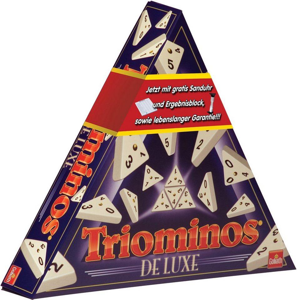 Goliath Logikspiel, »Triominos de Luxe«