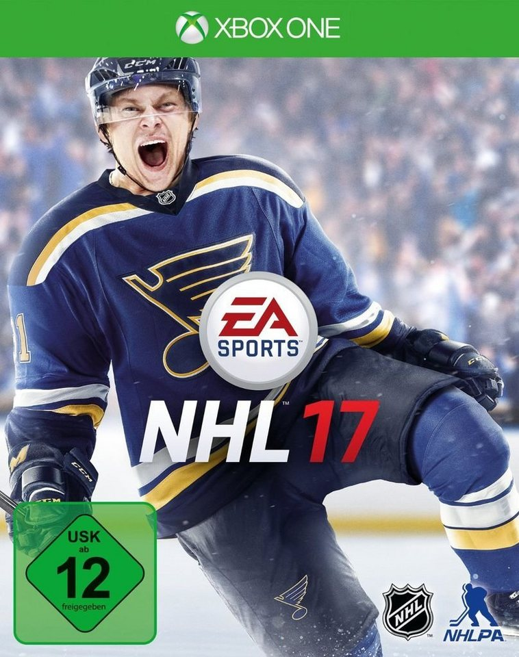 Electronic Arts XBOX One - Spiel »NHL 17«
