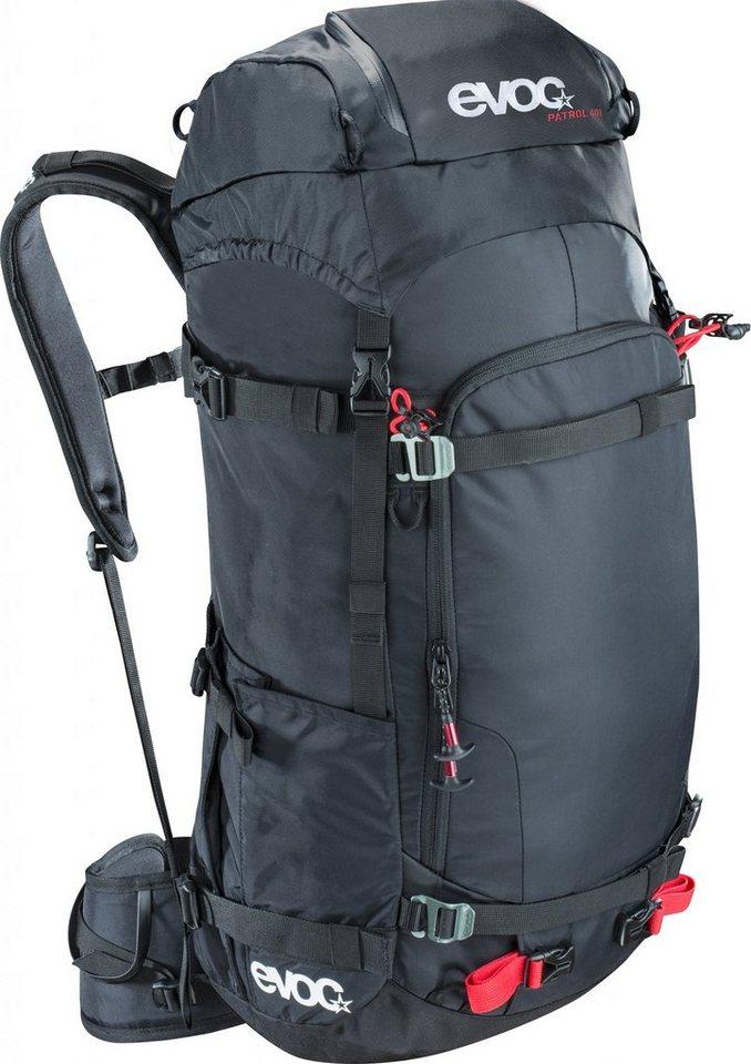 EVOC Sport- und Freizeittasche »Patrol Backpack 40 L« in schwarz