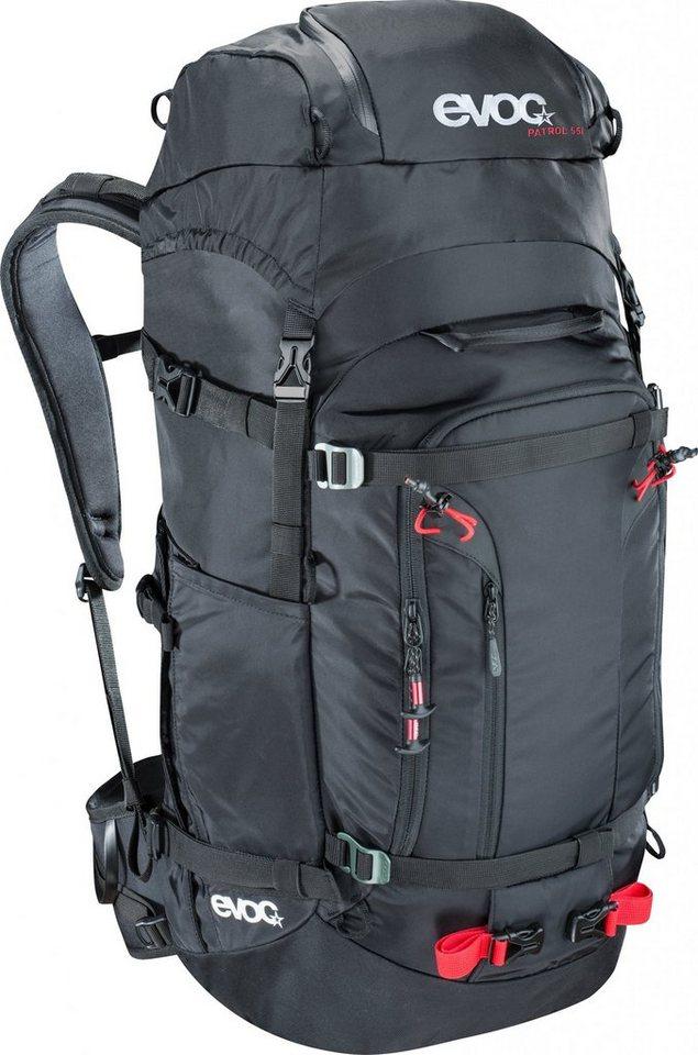 Evoc Sport- und Freizeittasche »Patrol Backpack 55 L« in schwarz