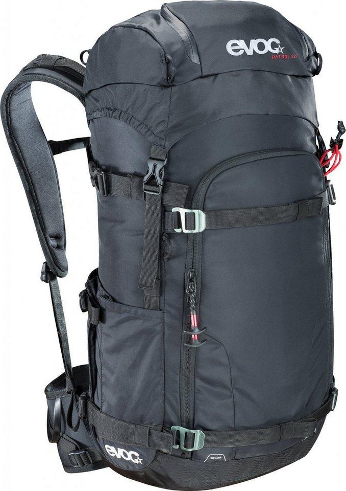 Evoc Sport- und Freizeittasche »Patrol Backpack 32 L« in schwarz