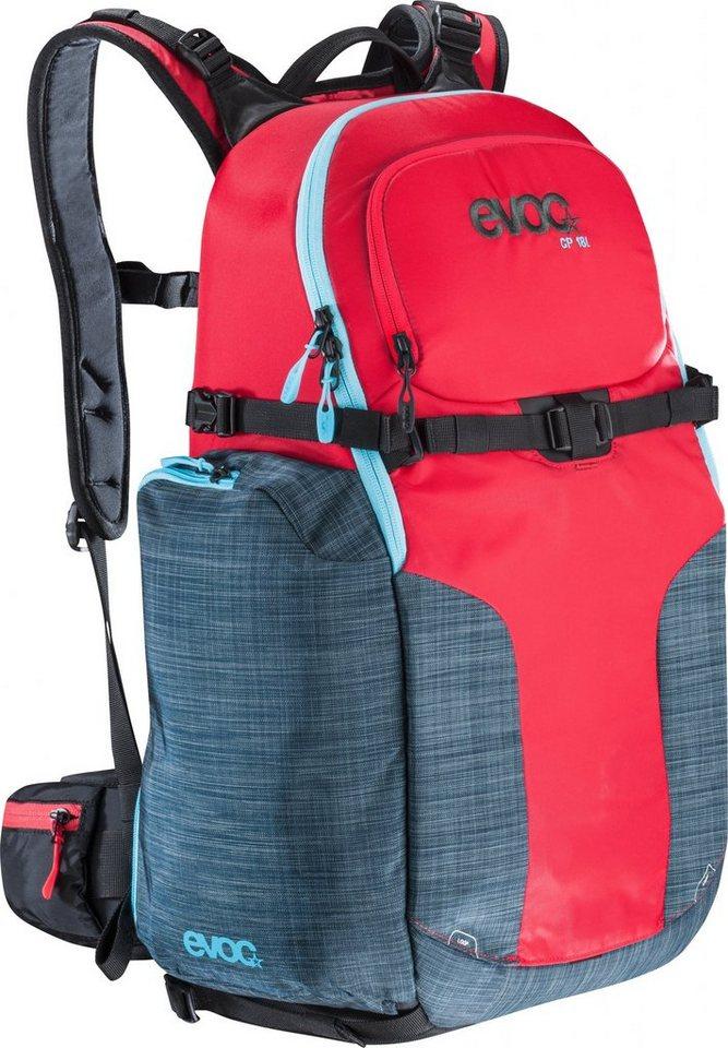 Evoc Sport- und Freizeittasche »CP Camera Pack 18 L« in rot
