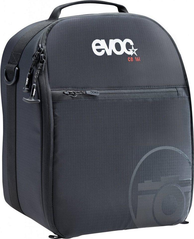 Evoc Sport- und Freizeittasche »CB Camera Block 16 L« in schwarz