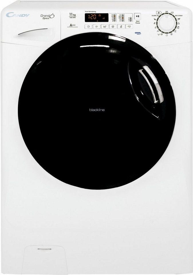 Candy Waschmaschine GSV 1411DH3N, A+++, 11 kg, 1400 U/Min in weiß