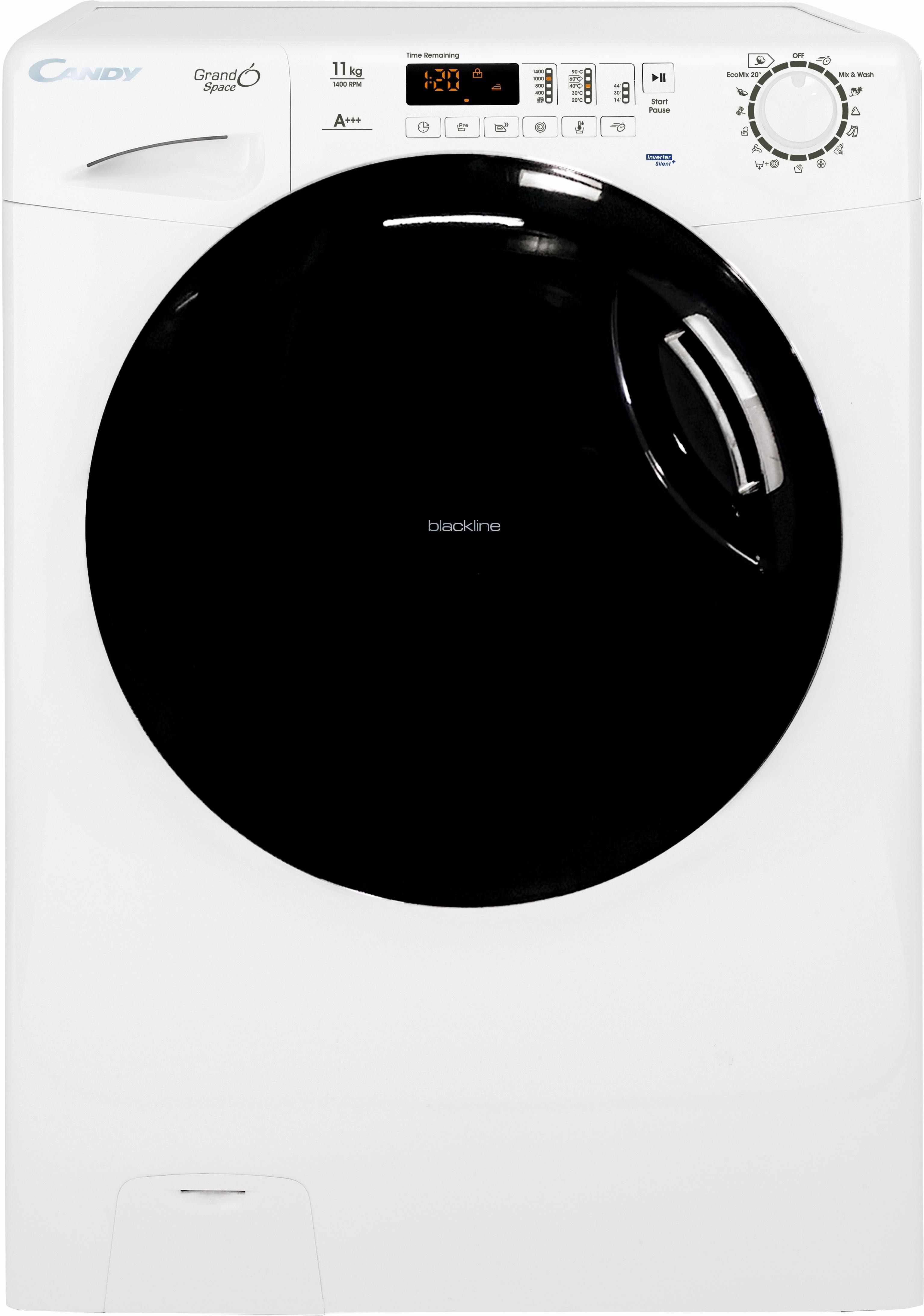 Candy Waschmaschine GSV 1411DH3N, A+++, 11 kg, 1400 U/Min