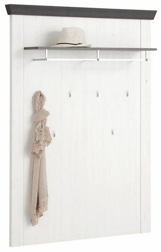 home affaire garderobenpaneel siena kaufen otto. Black Bedroom Furniture Sets. Home Design Ideas
