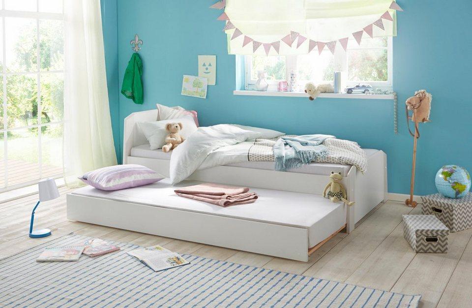 2. Schlafgelegenheit in weiß