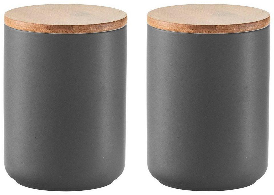 Vorratsdose »Bamboo«, 2-Set online kaufen | OTTO