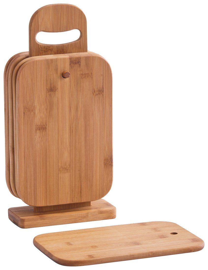 Brettchenständer »Bamboo«, 5-tlg.