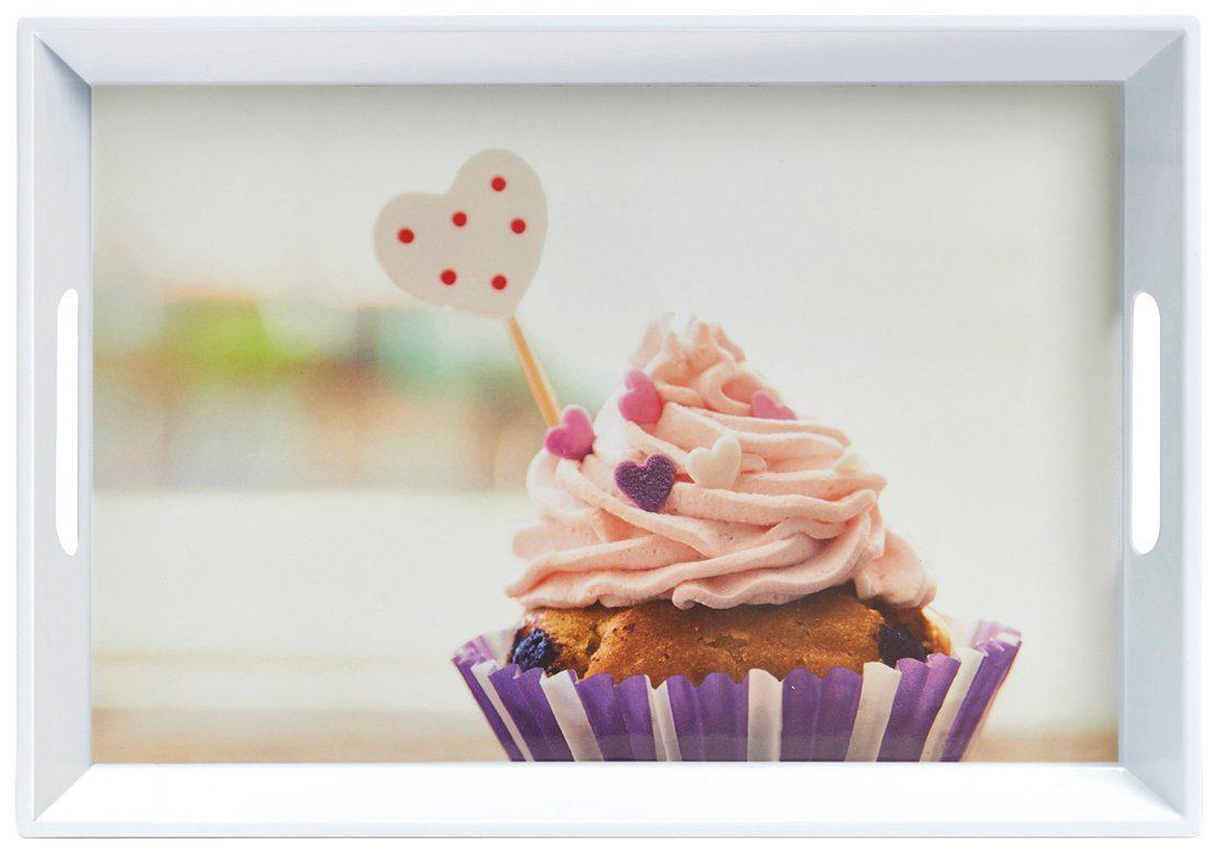 Tablett »Cupcake«