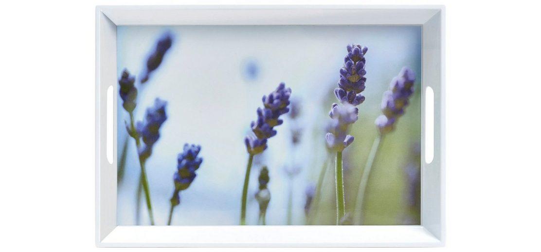 Tablett »Lavendel«