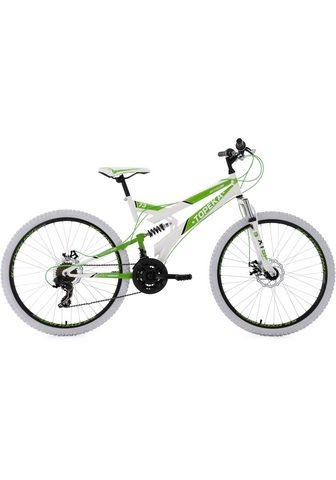 KS CYCLING Kalnų dviratis »Topeka« 21 Gang Shiman...
