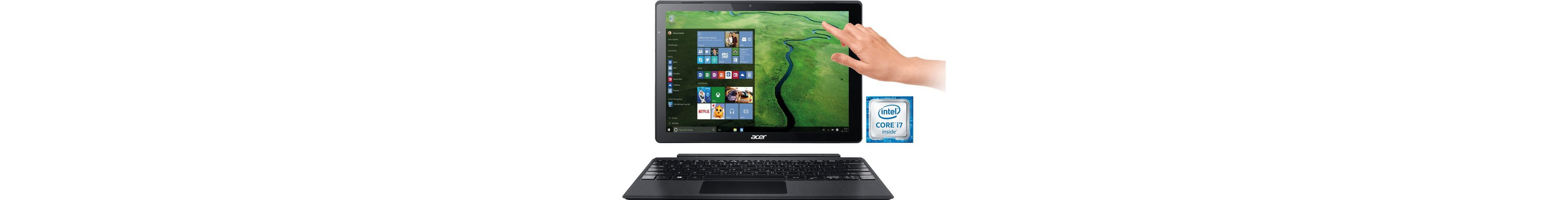 Acer Switch Alpha 12 SA5-271-70EQ Convertible Notebook, Intel® Core™ i7, 30,5 cm (12 Zoll)