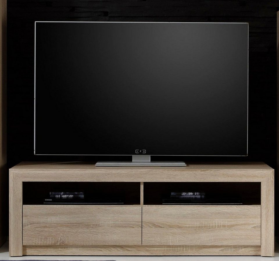 lowboard breite 140 cm online kaufen otto. Black Bedroom Furniture Sets. Home Design Ideas