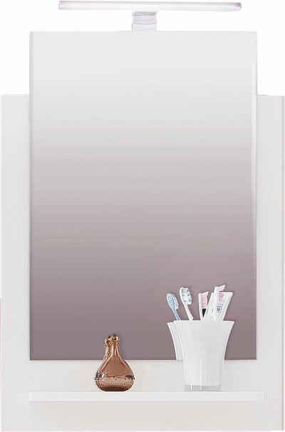 Badspiegel mit & ohne Beleuchtung » online kaufen | OTTO | {Spiegel mit beleuchtung und ablage 31}