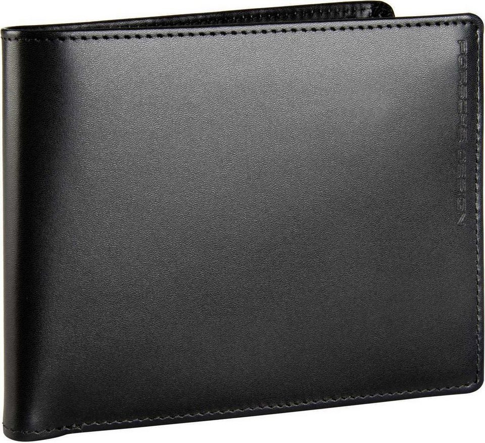 Porsche Design Classic Line Billfold H12 in Black