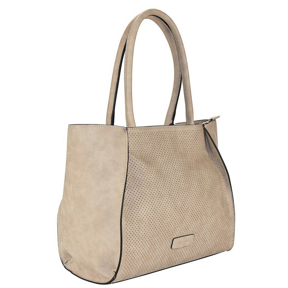 Gerry Weber Colour Me Shopper Tasche 30 cm in taupe