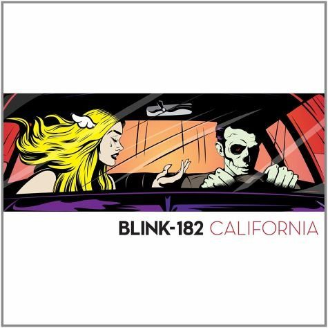 Audio CD »Blink-182: California«