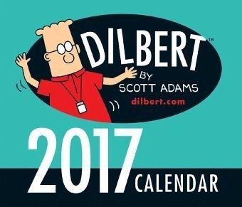 Kalender »Dilbert 2017 Day-to-Day Calendar«