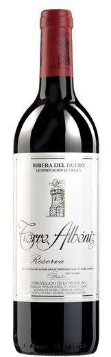 Rotwein aus Spanien, 14,0 Vol.-%, 75,00 cl »2012 Torre Albéniz Reserva«