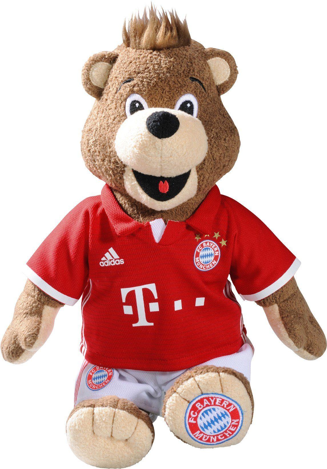 FC Bayern Plüschtier Teddy 100 cm, »FC Bayern München Maskottchen Berni«