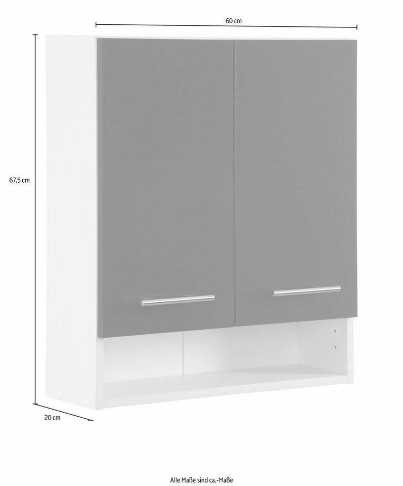 Hängeschrank, Schildmeyer, »Sellin«, Breite 60 cm