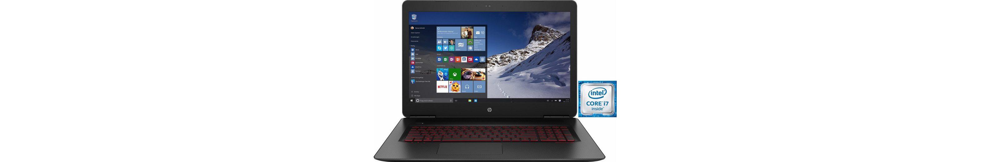 HP Omen 17-w006ng Notebook, Intel® Core™ i7, 43,9 cm (17,3 Zoll), 1128 GB Speicher