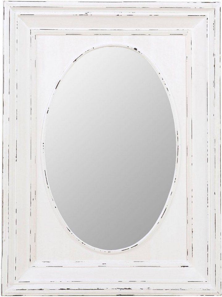 Gutmann Factory Spiegel in weiß