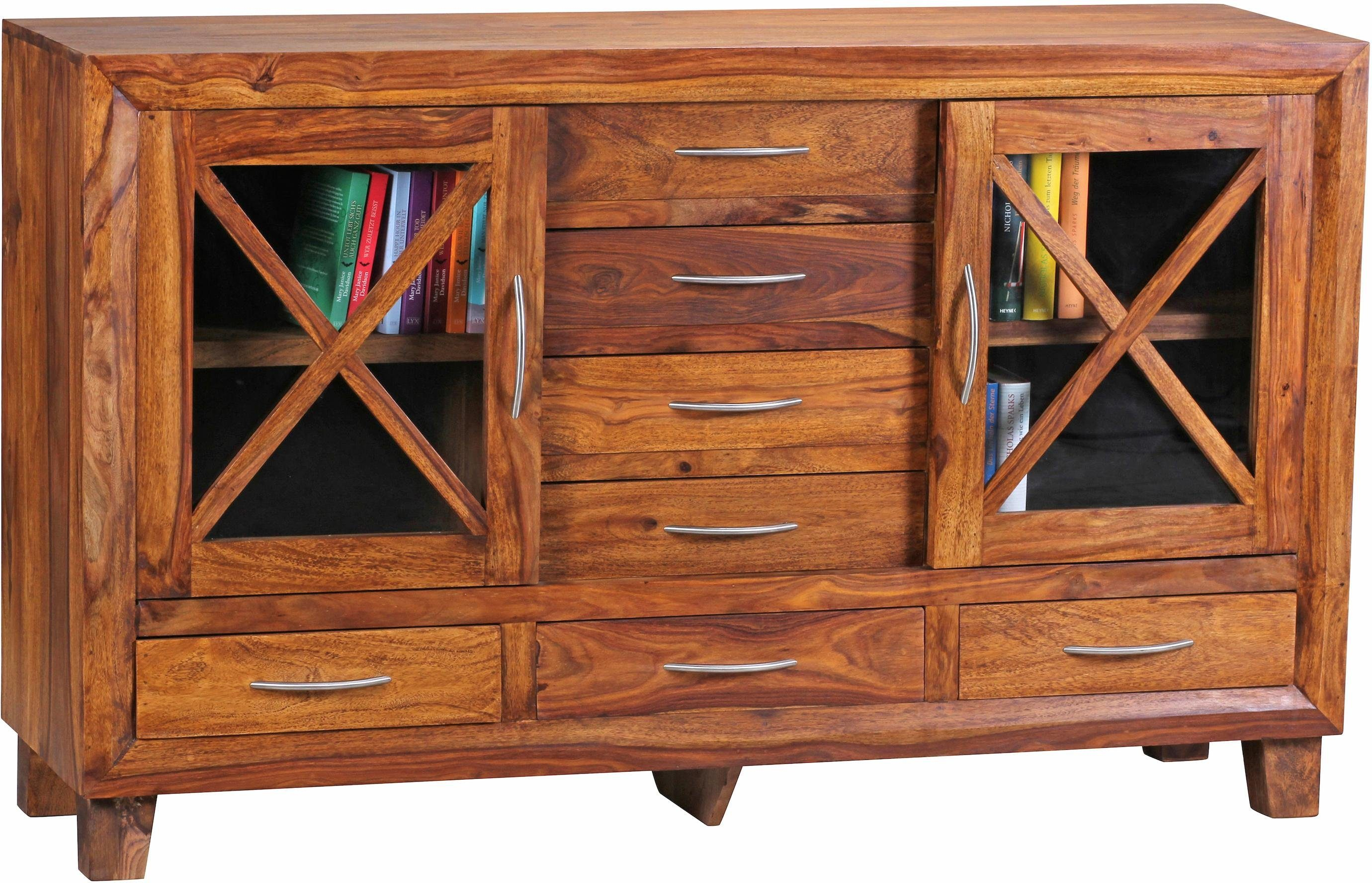 Home affaire Sideboard »Malati« 150 cm breit