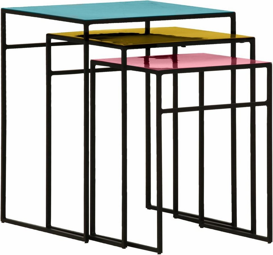gutmann factory beistelltisch 3er set kaufen otto. Black Bedroom Furniture Sets. Home Design Ideas